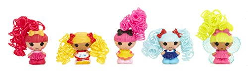 Lalaloopsy Tinies with Hair- Style 1
