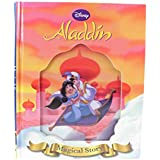 Disney's Aladdin Magical Story with Lenticular Front Cover (Disney Magical Story)