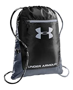 Under Armour UA Hustle Sackpack One Size Fits All Black