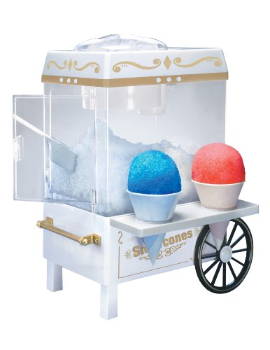 Lowest Prices! Nostalgia Electrics SCM502 Vintage Collection Old Fashioned Snow Cone Maker