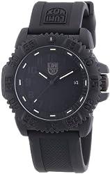 Luminox Sea Navy Seal Colormark 3050 Men's Black Face Watch A.3051.BO