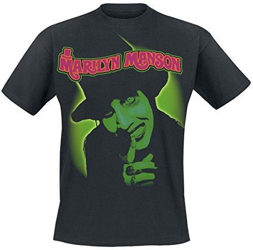 Marilyn Manson Smells Like Children T-Shirt nero L
