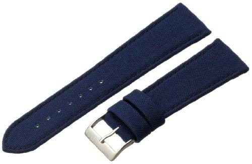 Morellato cinturino in pelle uomo CORDURA/2 blu 22 mm A01U2779110061CR22