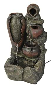 ASTONICA Broken Jar Resin Fountain (Discontinued by Manufacturer)