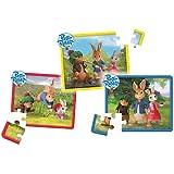 Peter Rabbit 3-in-a-Box Jigsaws
