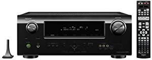 Denon AVR-591 5.1 Channel Home Theater Receiver with HDMI 1.4a (Black)