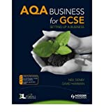 img - for AQA Business for GCSE: Setting Up a Business (Paperback) - Common book / textbook / text book