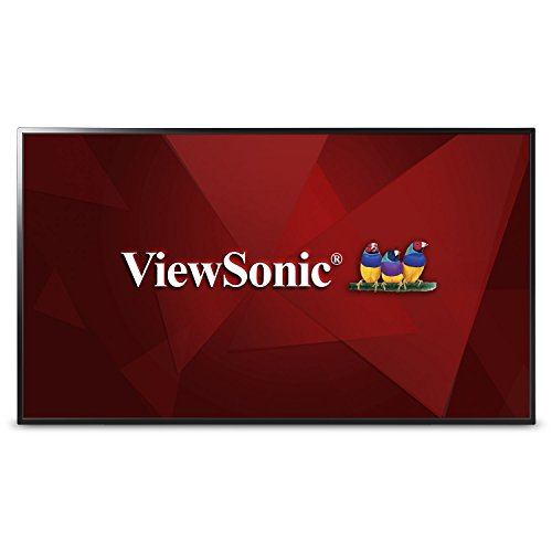 ViewSonic CDE4302, 43'' 1080p Full HD LED Commercial Display (Commercial Monitor compare prices)