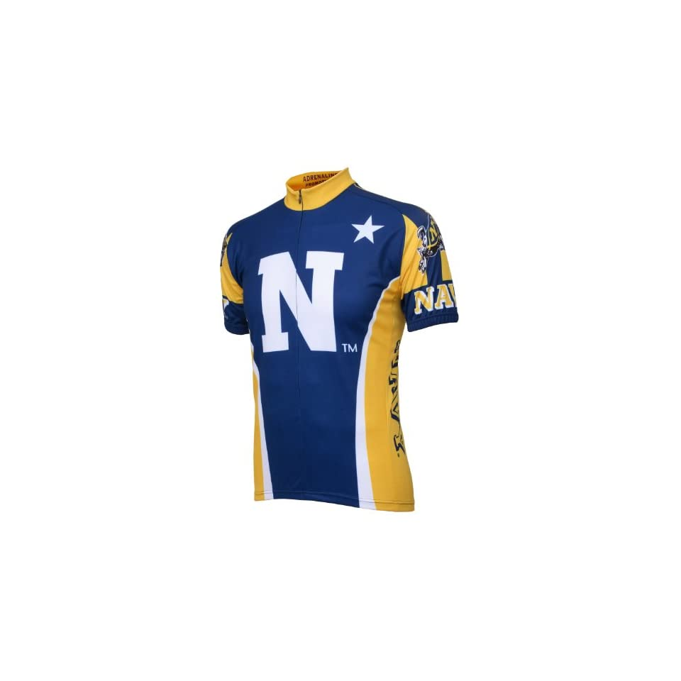U.S. NAVY USN Cycling Jersey Mens by Primal Wear Choice on PopScreen a0b41edf8