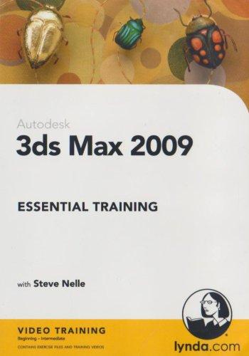 3DS Max 2009 Essential Training