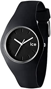 buy ice watch analog black dial unisex watch ice bk u s. Black Bedroom Furniture Sets. Home Design Ideas
