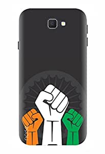 Noise Designer Printed Case / Cover for Samsung Galaxy J5 Prime / Patterns & Ethnic / India Power Design