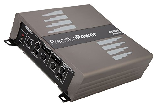 Precision Power A1000.4 1000W Atom Series Class D 4-Channel Car Amplifier (Omega D Power Supply compare prices)