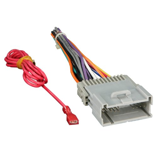 Metra 70-2003 Radio Wiring Harness For GM 98-08 Harness (Chevy Wire Harness For Car Stereo compare prices)