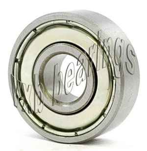 6201-Z Radial Ball Bearing Double Shielded Bore Dia. 12mm OD 32mm Width 10mm