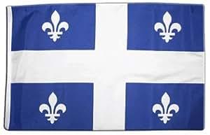 Digni® drapeau Canada Quebec 30 x 45 cm