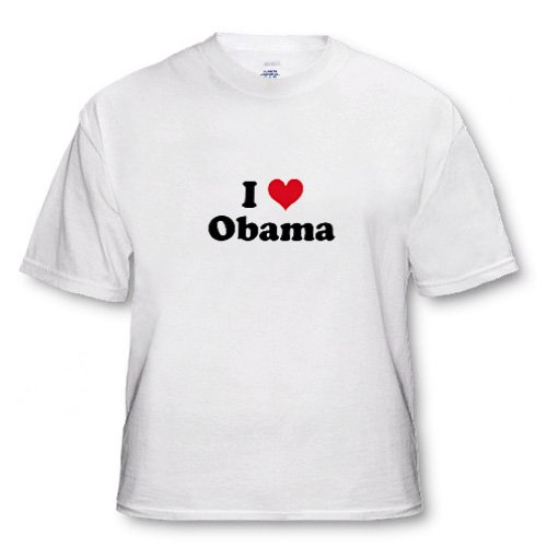 I Love Obama - Toddler T-Shirt (3T)