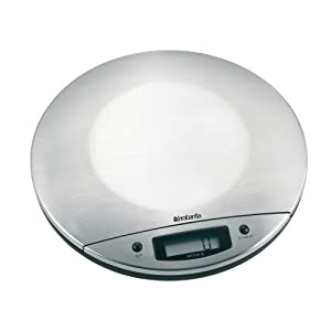 Brabantia 385346 Digital Kitchen Scales