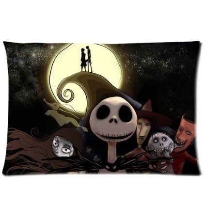 Buy Cheap Weitengs Nightmare Before Christmas Pandora Design Custom Zippered Pillow Case 20x30