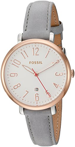 fossil-womens-es4032-jacqueline-three-hand-date-gray-leather-watch