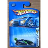 Hot Wheels 2004 First Editions Buzz Off 91/100 PURPLE 091 1:64 Scale