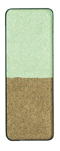 ヴィザージュ ツインカラー 0904 シャイニンググリーン エキゾチックグリーン
