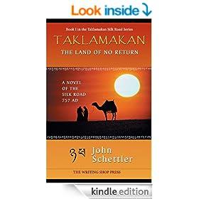 Taklamakan - Book I (Silk Road Series)