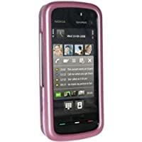 Amzer 83402 Polished Lilac Snap On Crystal Hard Case For Nokia 5800 Navigation Edition, Nokia XpressMusic 5800...