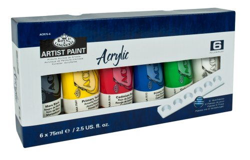 royal-langnickel-75ml-acrylic-painting-colour-pack-of-6