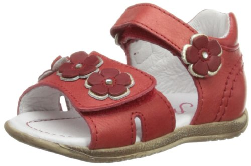 Froddo Girls G2150024 Sandals Red 2 UK Child, 19 EU, Regular