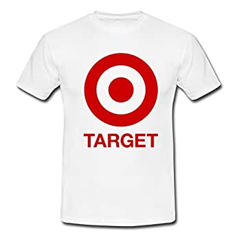 The shooting target shield custom design mens for Amazon custom t shirts