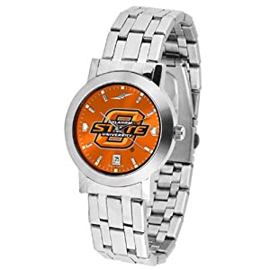 Oklahoma State Cowboys NCAA AnoChrome Dynasty Mens Watch by SunTime