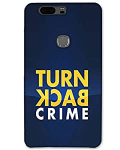 Huawei Honor 8 Back Cover Designer Hard Case Printed Cover