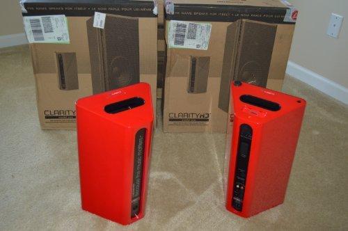 Monster Clarity Hd Model One High Definition Multi-Media Speaker Monitor