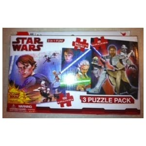 Star Wars Super Puzzle Pack