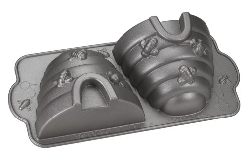 Nordic Ware Platinum Collection Beehive Cake Pan
