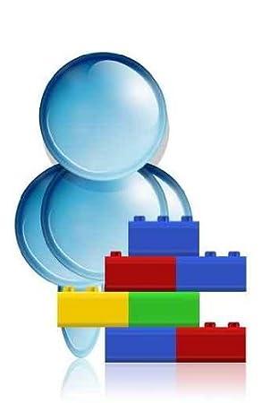 Lego Wall Decal by Wallmonkeys