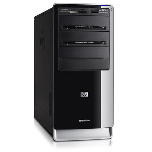 HP Pavilion A6030N Desktop PC (AMD Athlon 64 X2 Processor 4800 Plus, 2 GB RAM, 320 GB Hard Drive, SuperMulti DVD Drive, Vista Premium)