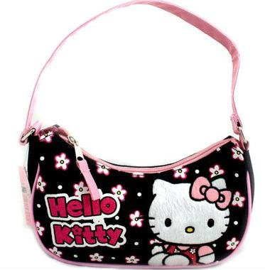 Sanrio Hello Kitty Mini Handbag Black