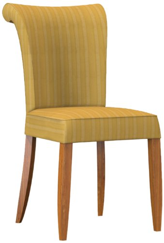 Selva SPA Epoca Mirabeau 8029853000199 Wood Chair Classic and Elegant with Cherry Finish, 49 x 61/ 94/ 51 cm, Brown