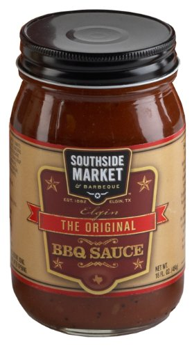 Southside Market BBQ Sauce 16Oz