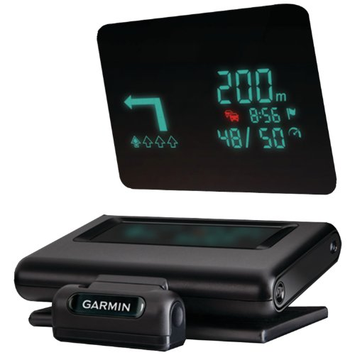 Save on the Garmin Head-Up Display (HUD) Dashboard Mounted Windshield Projector
