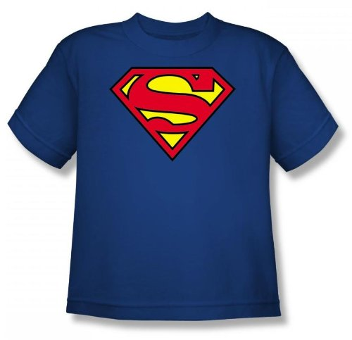 Superman Classic Shield Toddler/Juvenile T-Shirt