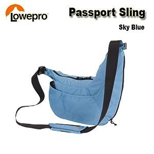 Lowepro Passport Sling Camera Bag - Sky Blue