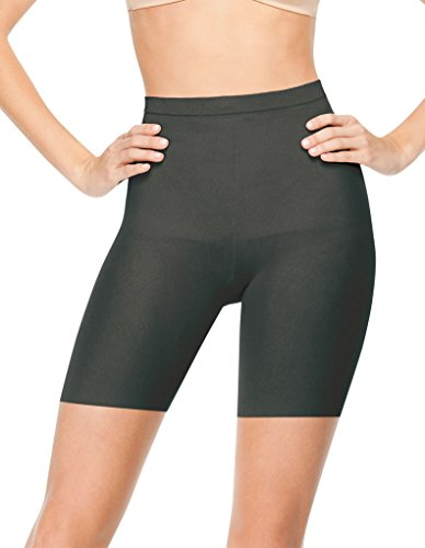 Spanx New & Slimproved Black Higher Power Panties E New Spanx Power Panties
