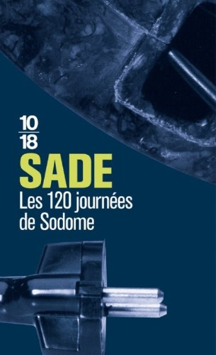 120 JOURNEES DE SODOME Sade 41lmqJgTHQL._