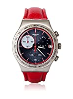 Swatch Reloj de cuarzo Man RED WINK YCS558 40 mm
