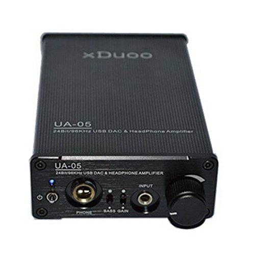 Xduoo Ua-05 24Bit/96Khz Portable Headphone Amplifier Usb Dac