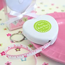 """buy """"Measure Up Some Love"""" Heart Tape Measure"""