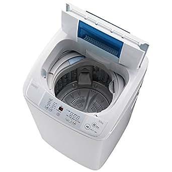 ハイアール 5.0kg 全自動洗濯機 ホワイトHaier JW-K50K-W